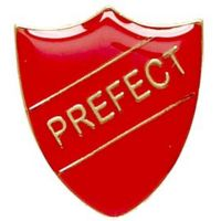ShieldBadge Prefect Red</br>SB013R